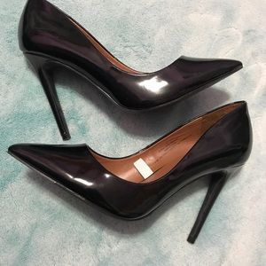 Missimo Pointed Toe Heels